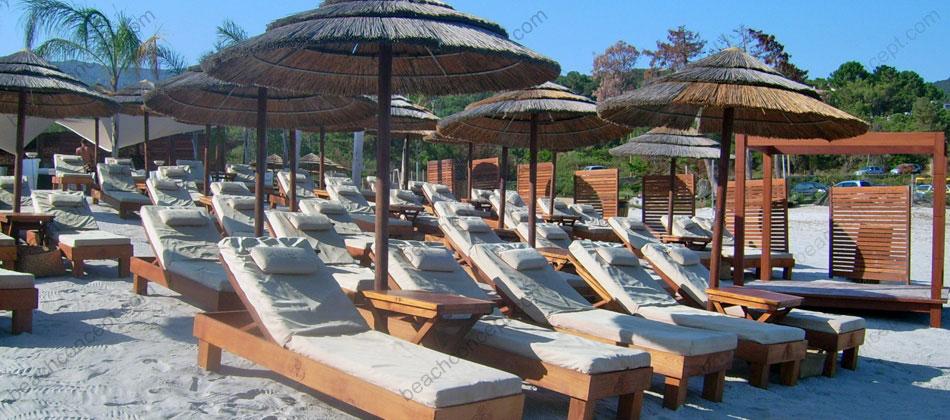 Beach Concept Concept Design Restaurant De Plage